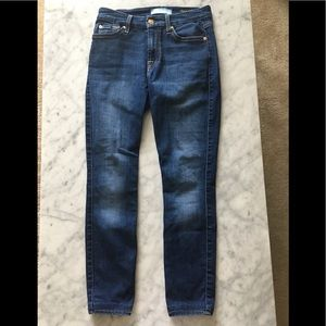 7 For All Mankind b(air) Jeans 24